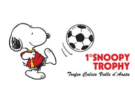 Social media marketing per il torneo internazionele di calcio Snoopy Trophy Aosta